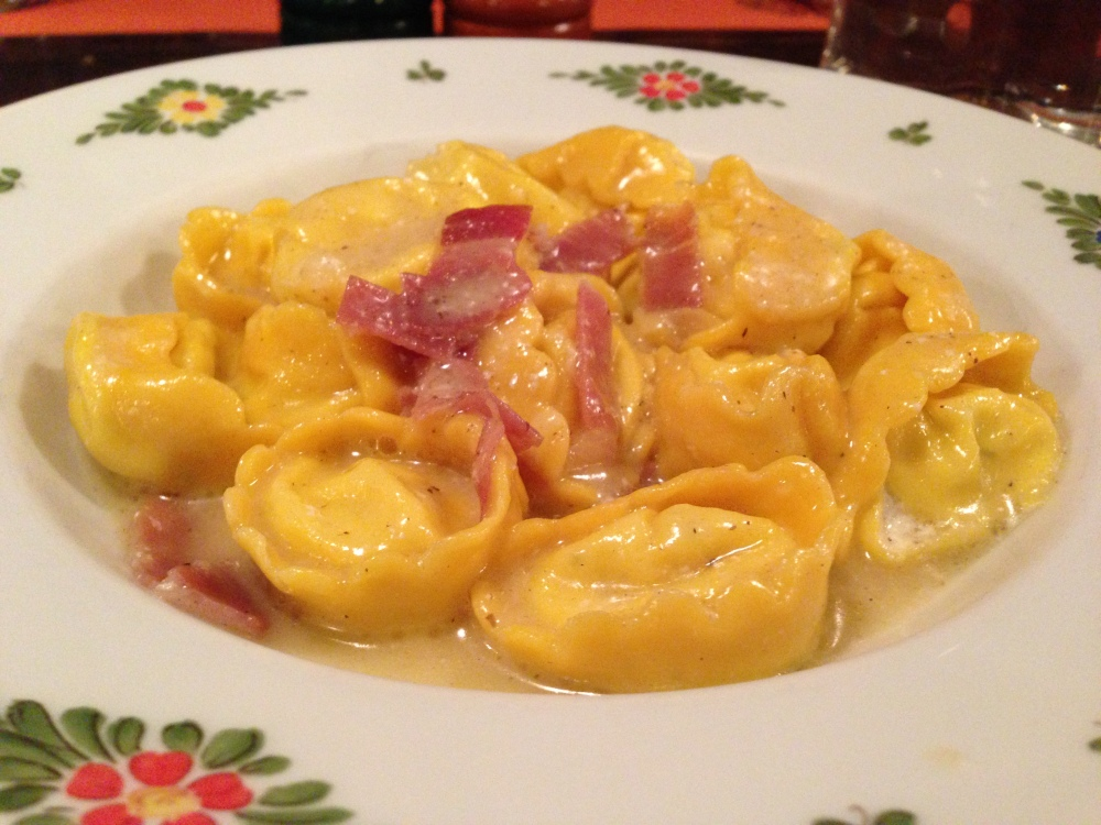 Osteria Morini: Cappelletti Pasta – Pillows of Heaven ...
